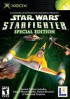Star Wars Starfighter : Special Edition - Xbox