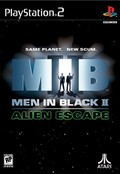 Men in Black 2 : Alien Escape - PS2