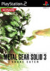 Metal Gear Solid 3 : Snake Eater - PS2