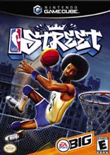 NBA Street - Gamecube