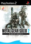 Metal Gear Solid 2 Substance - PS2