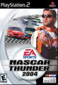 NASCAR Thunder 2004 - PS2