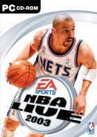 NBA Live 2003 - PC