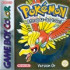 Pokémon Or - GameBoy