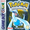 Pokémon Argent - GameBoy