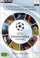 UEFA Champions League : 2001 - 2002 - PC