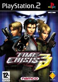 Time Crisis 3 - PS2