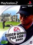 Tiger Woods PGA Tour 2003 - PS2