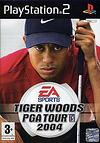 Tiger Woods PGA Tour 2004 - PS2
