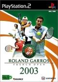 Roland Garros 2003 - PS2