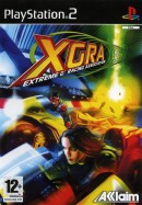 Test XGRA : Extreme-G Racing Association - PS2