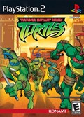 Teenage Mutant Ninja Turtles - PS2