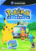 Pokémon Channel : Together with Pikachu - Gamecube