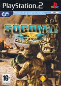 SOCOM II : U.S. Navy Seals - PS2