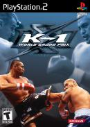K-1 World Grand Prix - PS2