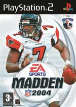 Madden NFL 2004 - PS2