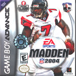 Madden NFL 2004 - GBA