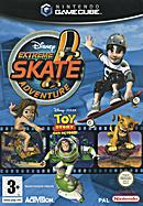 Disney's Extreme Skate Adventure - Gamecube