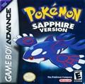 Pokémon Saphir - GBA