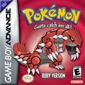 Pokémon Rubis - GBA
