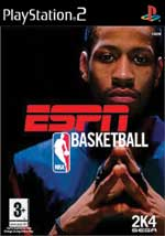 ESPN NBA BasketBall - PS2
