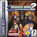 Advance Wars 2 : Black Hole Rising - GBA