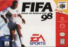 FIFA 98 : En route pour la coupe du monde - Nintendo 64