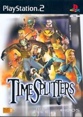 TimeSplitters - PS2