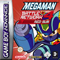 Mega Man Battle Network 4 Tournament Red Sun - GBA