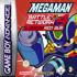 Mega Man Battle Network 4 Tournament Red Sun - GBA