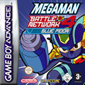Mega Man Battle Network 4 Tournament Blue Moon - GBA