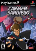 Carmen Sandiego : Secret of the Stolen Drum - PS2