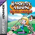Harvest Moon : Friends of Mineral Town for girls - GBA