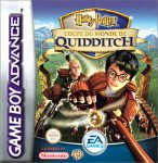 Harry Potter et la coupe du monde de Quidditch - GBA