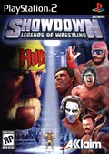 Legends of Wrestling : Showdown - PS2