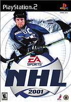 NHL 2001 - PS2