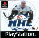 NHL 2001 - PlayStation