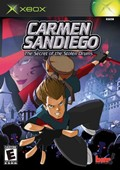 Carmen Sandiego : Secret of the Stolen Drum - Xbox