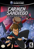 Carmen Sandiego : Secret of the Stolen Drum - Gamecube