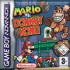 Mario Vs. Donkey Kong - GBA