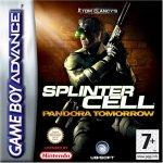 Splinter Cell : Pandora Tomorrow - GBA