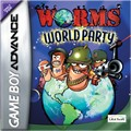 Worms World Party - GBA
