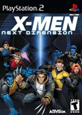 X-Men : Next Dimension - PS2