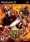 Fire Fighter F.D. 18 - PS2