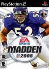 Madden NFL 2005 - PS2
