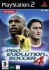 Pro Evolution Soccer 4 - PS2