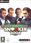World Championship Snooker 2004 - PC