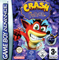 Crash Bandicoot : Fusion - GBA