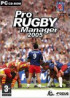 Pro Rugby Manager 2005 - PC