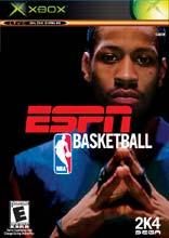 ESPN NBA BasketBall - Xbox